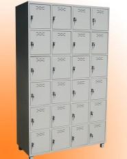 Секционен метален шкаф