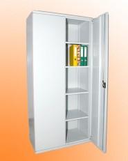 Двоен метален шкаф